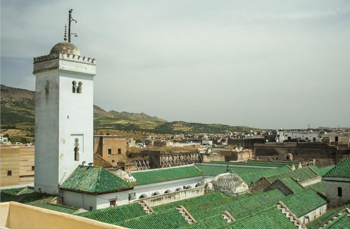  世界最古老的卡鲁因大学始于一座清真寺(图5)